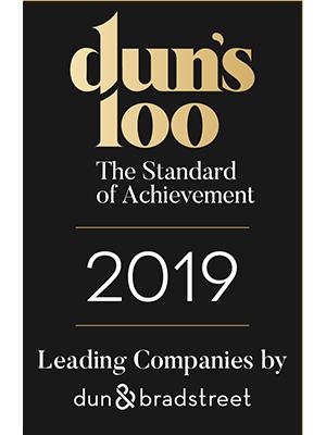דנס 100, החברות המובילות 2018